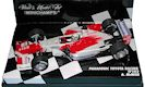 400 020025 Toyota TF102 - A.McNish